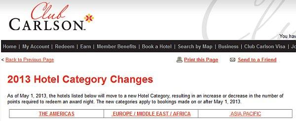 club-carlson-2013-award-category-changes