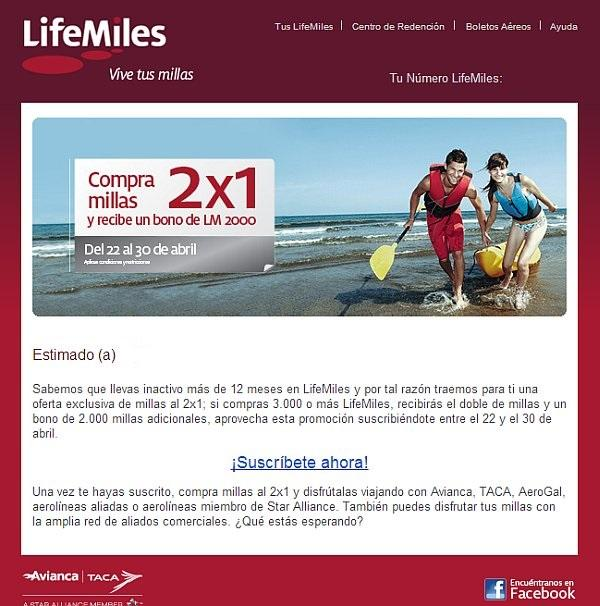 lifemiles-offer
