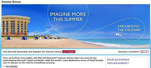 marriott-summer-promotion-3-free-nights