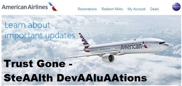 American Airlines Change Email