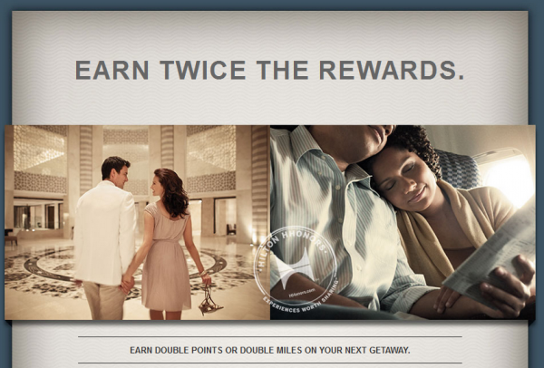 Hilton Double Your HHonors Q2 Q3 2014 Promotion May 1 July 31