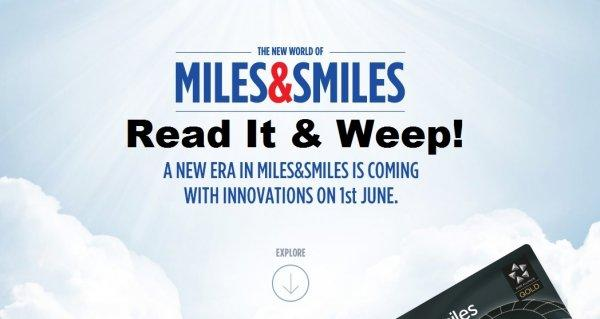 Turkish Airlines Miles&Smiles New