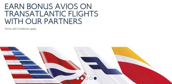 British Airways Executive Club Transatlantic Bonus
