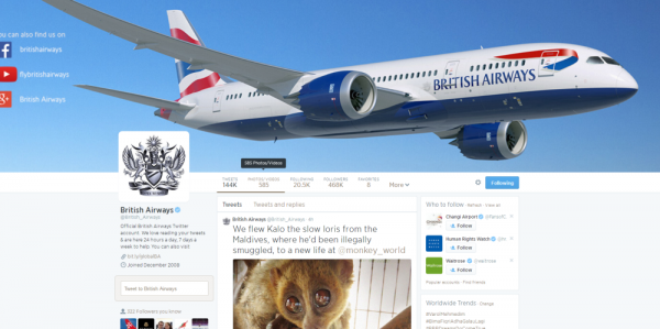 british airways using information systems to better serve the customer