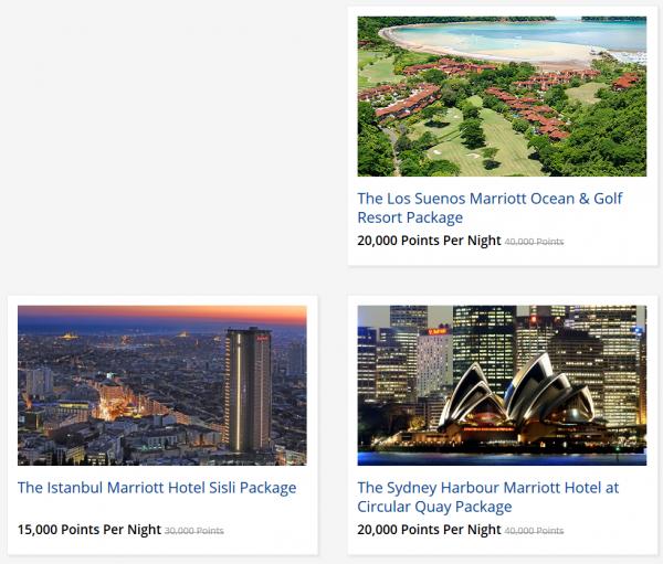 Marriott Rewards FlashPerks Week 5 Hotel Award