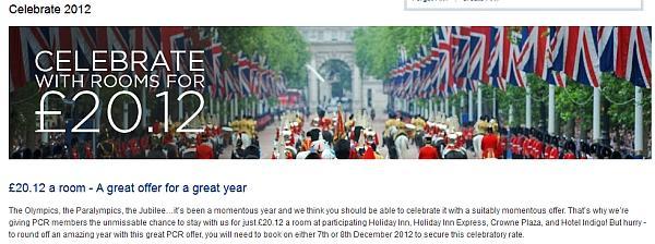 holiday-inn-uk-celebrate-2012-offer