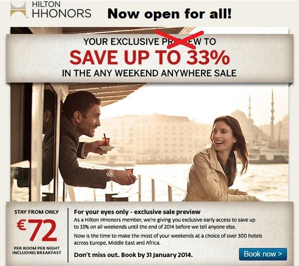 hilton-hhonors-any-weekend-update
