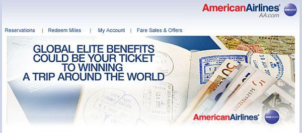 american-airlines-global-elite-benefits-email