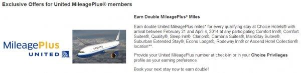 choice-hotels-united-airlines-double-miles