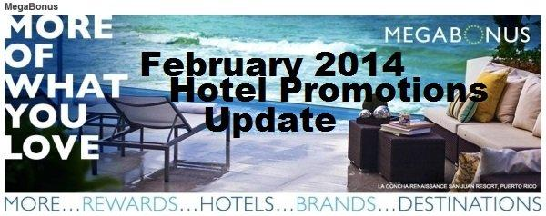 hotel-promotions-update-february-2014