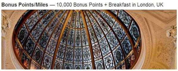 marriott-rewards-threadneedles-london-10000-bonus-points