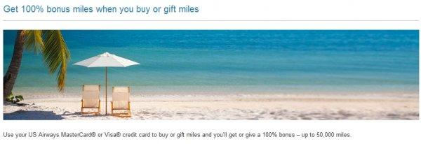 us-airways-buy-gift-miles-february-2014-promotion