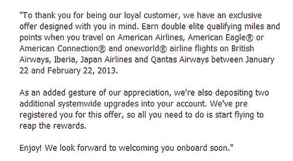 american-airlines-targeted-offer