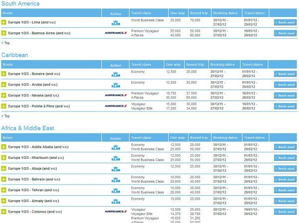 air-france-klm-promo-partial-list