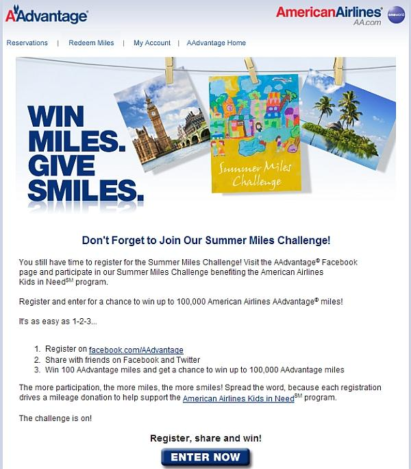 american-airlines-win-miles-give-miles-email