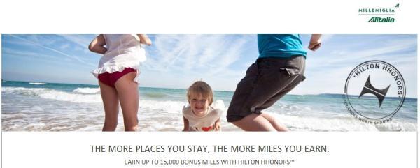 hilton-hhonors-alitalia-milemiglia-15000-bonus-miles