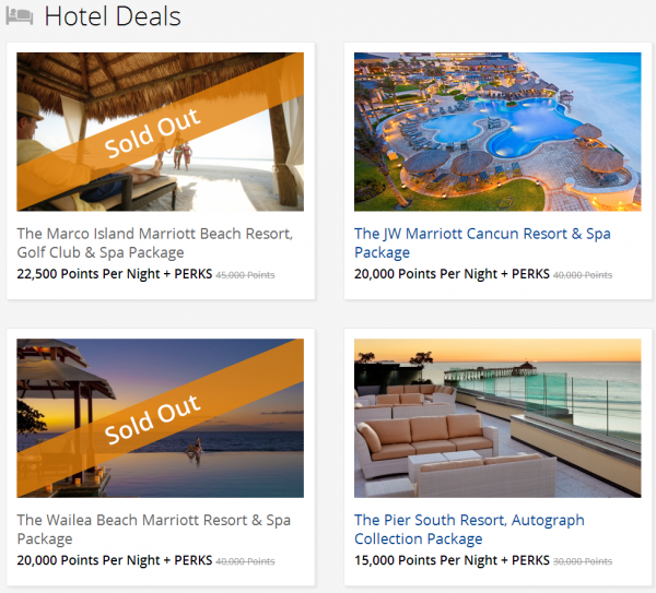 Marriott FlashPerks Week 2 July 24 2014 Hotel Deals 1