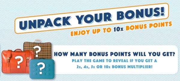 Wyndham Rewards Unpack Your Bonus Bonus July 1 September 15 2014