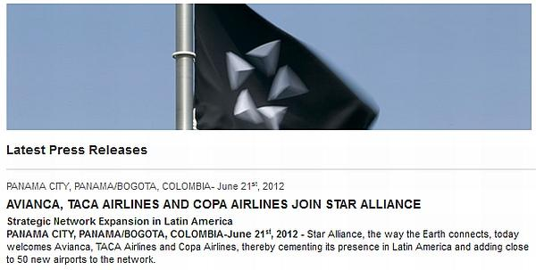 star-alliance-avianca-taca-copa