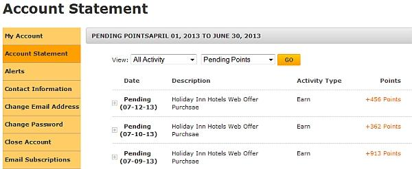 mypoints-holiday-inn-tracking