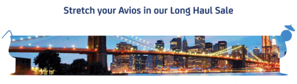 Avios Long-haul Sale