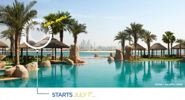 Le CLub Accorhotels Changes July 1 2014