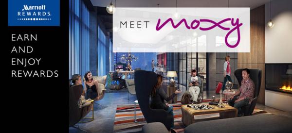 Marriott Rewards Moxy Hotels