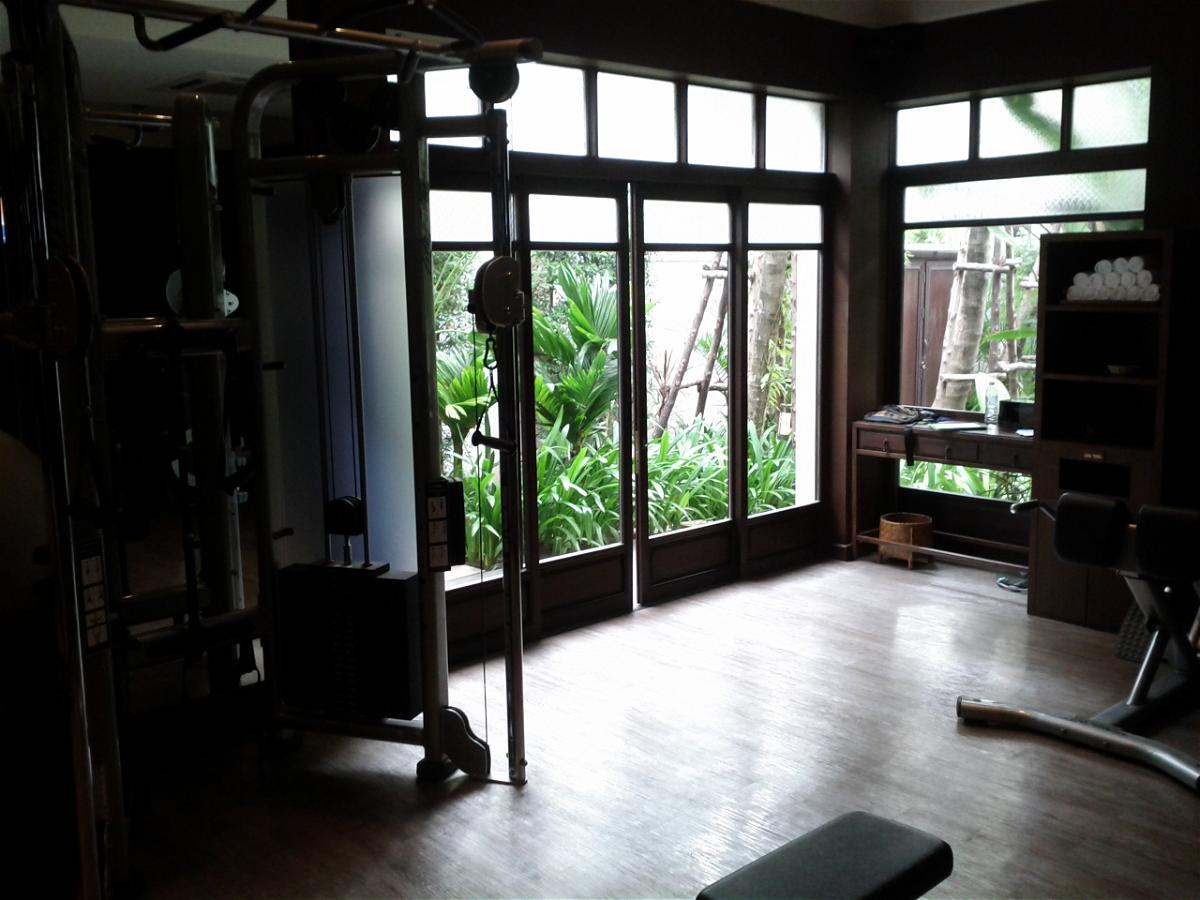 le-meridien-koh-samui-resort-spa-fitness-center