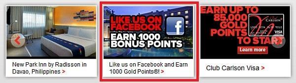 club-carlson-free-1000-points-like-on-fb