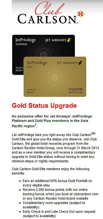 club-carlson-gold-jet-privilege-gold-platinum