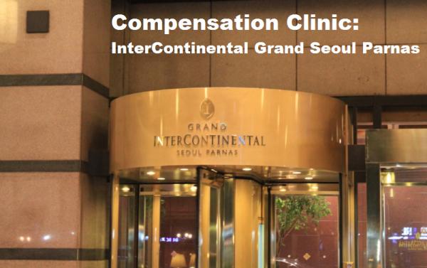 Compensation Clinic InterContinental Seoul Parnas