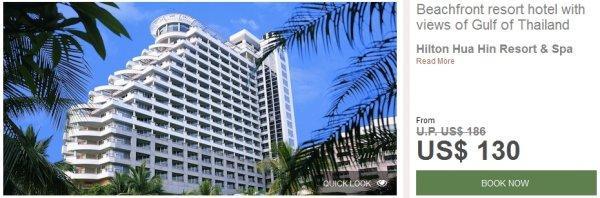 Hilton APAC Resort Sale 9