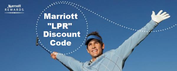 Marriott LPR Local Promotional Rate