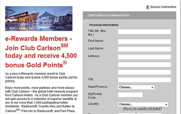 club-carlson-erewards