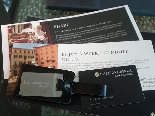 intercontinental-royal-ambassador-free-wekend-luggage-tag-referral