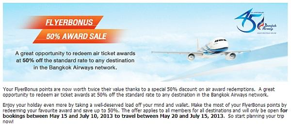 bangkok-airways-flyerbonus-award-sale