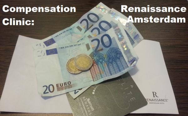 Compensation Clinic Renaissance Amsterdam