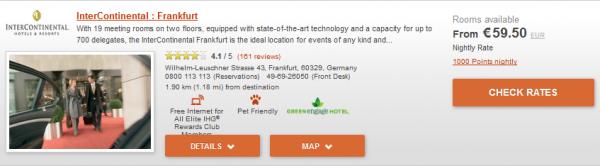 IHG Europe Summer 2014 50 Percent Off July 18 September 28 2014 IC Frankfurt