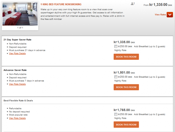 IHG Partner Rate 30 Percent Off CP CPH Other