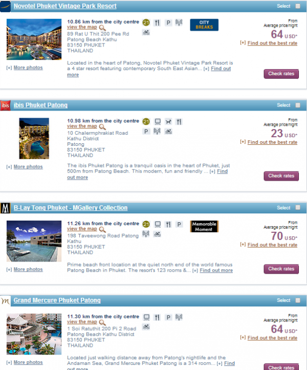 Le Club Accorhotels Thailand Resort 3 For 2 Triple Points Sale Phuket 1