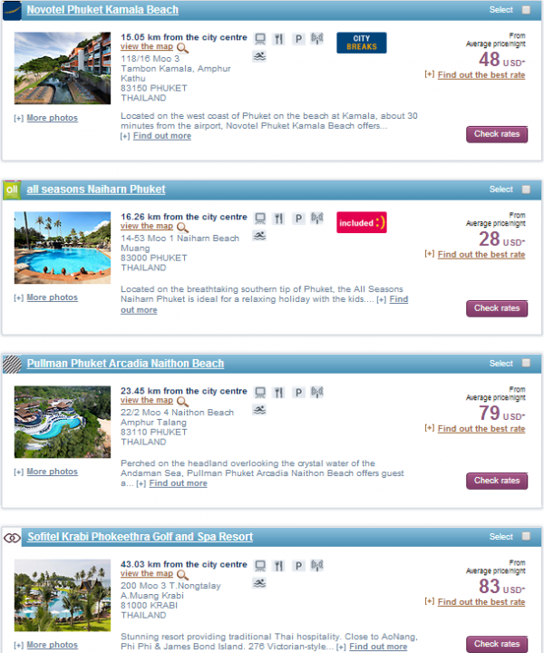 Le Club Accorhotels Thailand Resort 3 For 2 Triple Points Sale Phuket 3