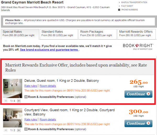Marriott Rewards Resort Offer Up To 20K Bonus Points Grand Cayman Marriott Beach Resort