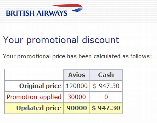 ba-avios-sale-promotional-discount