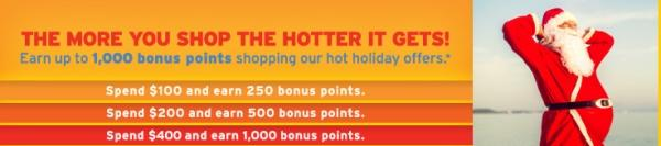 southwest-rapid-rewards-online-shopping-mall-promotion-table