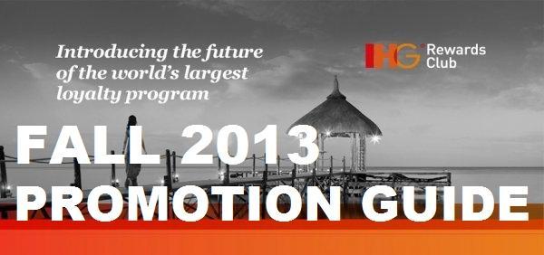 ihg-rewards-club-fall-2013-promotion-guide