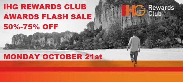 ihg-rewards-club-social-flash-sale-monday-october-21