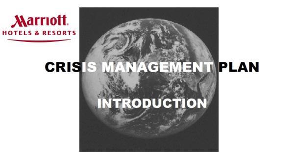 marriott-crisis-management-plan-cover
