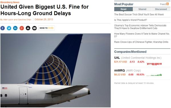 united-delays