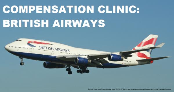Compensation Clinic British Airways U