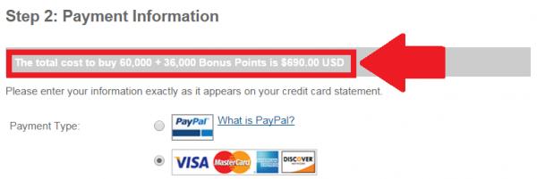 IHG Rewards Club Buy Points October Bonus 2014 Price